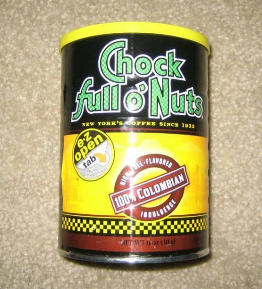 Chock full o'Nuts