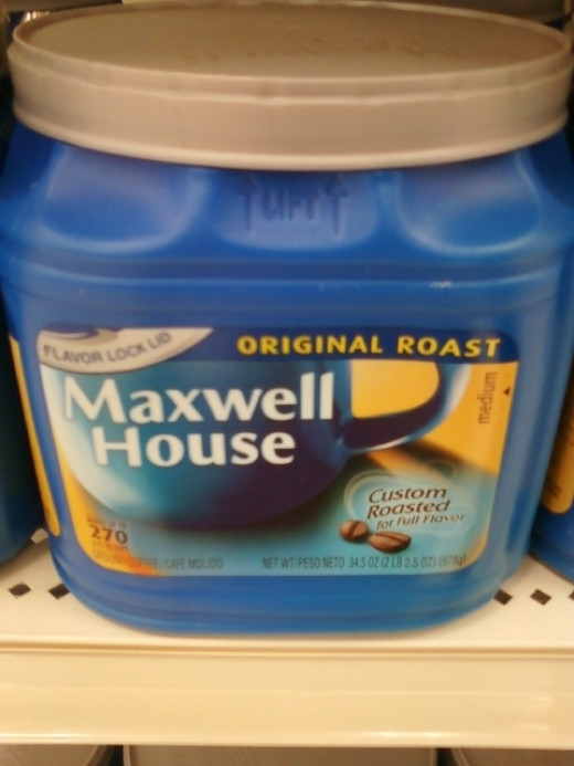 Maxwell House - Original Roast
