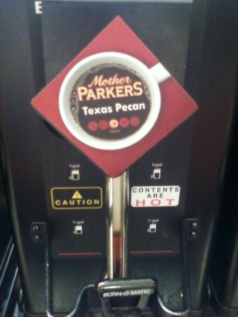 Mother Parkers - Texas Pecan