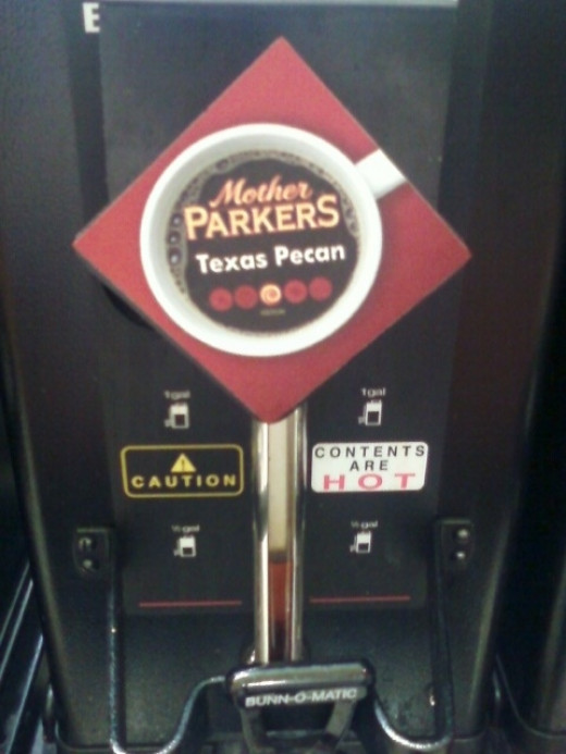 Mother Parkers - Texas Pecan