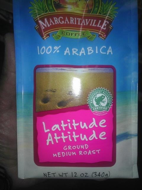 Margaritaville Coffee - Latitude Attitutude (Medium Roast)
