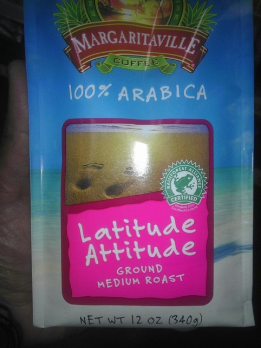 Margaritaville Coffee - Latitude Attitutude (Medium Roast)