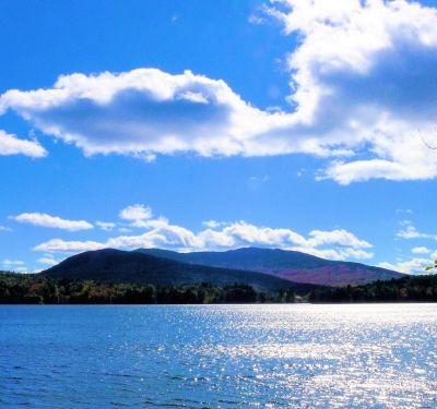 Mount Monadnock, NH in October