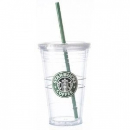 Starbucks to go cup