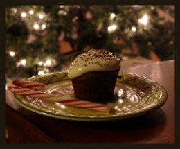 best gingerbread cupcakes