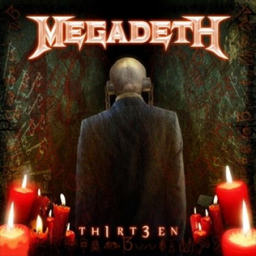 This is the official album cover, featuring Vic Rattlehead with his back turned.