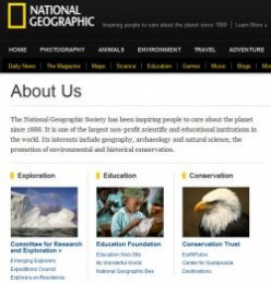 Create an About Us Page For Your Business