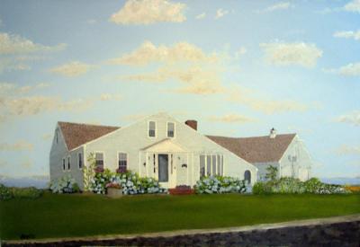 Home Portrait, Cape Cod