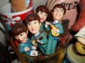 Vintage Beatles Bobble Heads and Nodders