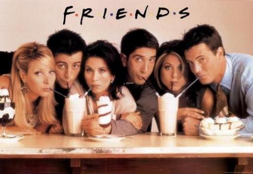 Friends, image by Geoffrey Chandler, flickr.com, CC BY 2.0