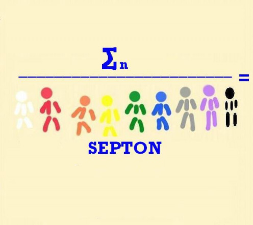 The photo indicates the fundamental characteristic of a Septon poem.