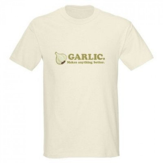 Garlic makes everything better!