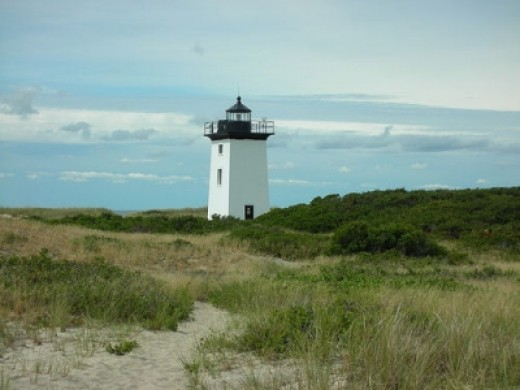 Wood End Lighthouse, Provincetown.