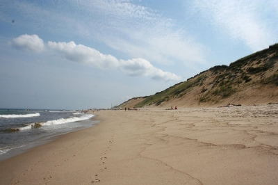 Cape Cod National Seashore, in Wellfleet.