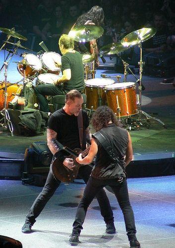 Metallica Live in Sacramento, Dec 2009