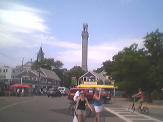 Finish in Provincetown