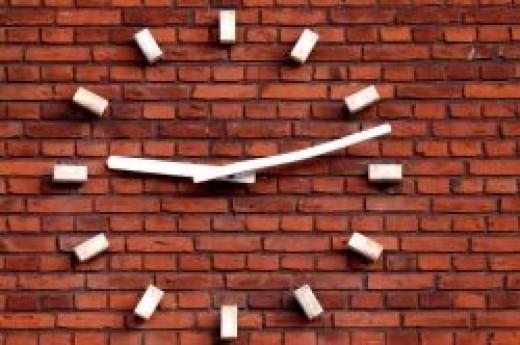 school clock