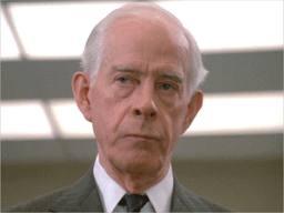 Bill Gannon in the film Dragnet