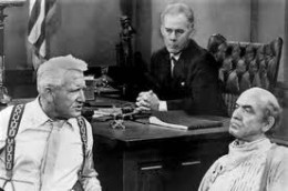 The Judge in Inherit the Wind