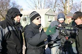 Steve Buscemi directing