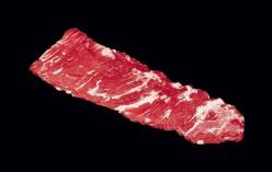 How to cook a skirt steak. The fajita steak!