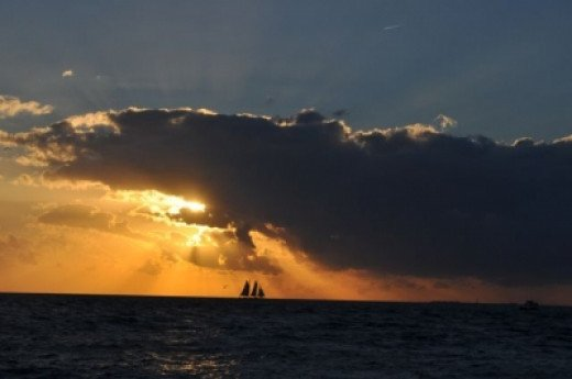 My favorite photo of Key West, ever!
