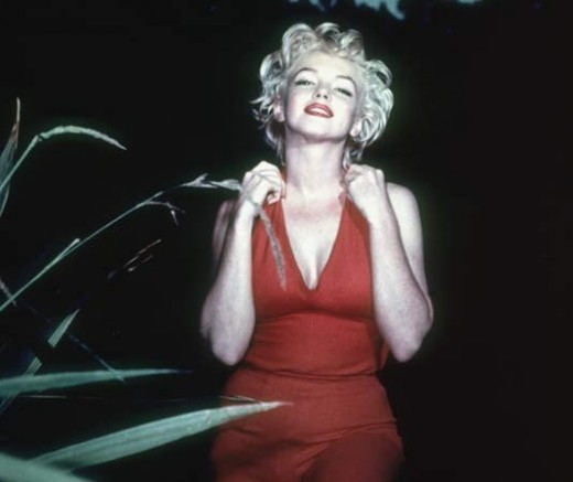 Marilyn Monroe would have been called fat if she was alive today. This icon was simply a beautiful woman in my opinion.