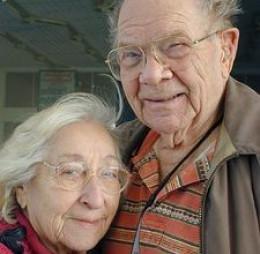 My parents had a 65.5 year love affair