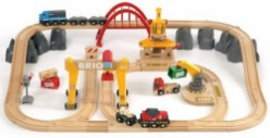 Brio Toy Train And Tracks