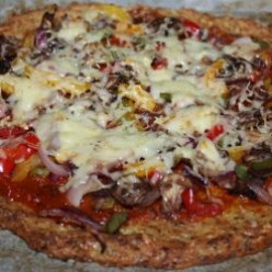 Low Carb Pizza Dough