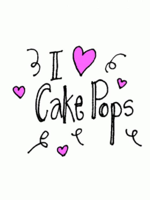 cake pop clip art