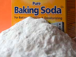 Baking Soda Hair Wash