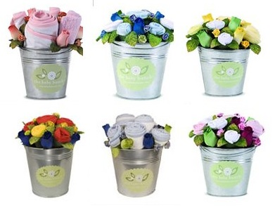 gift buckets from thebabybunch.com