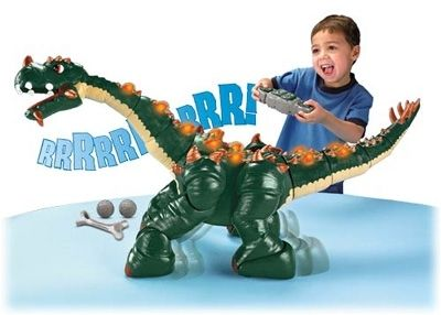 This is one awesome toy dinosaur
