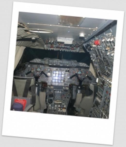 British Airways Concorde G-BOAE
