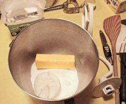 Butter, Lard and Sugar