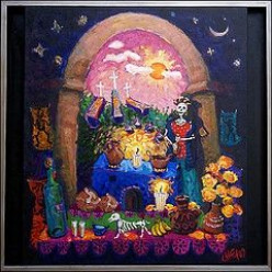 Ofrenda - Day of the Dead Shrines and Altars