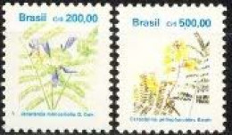 Brazil new stamp issues