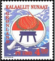 Greenland stamps