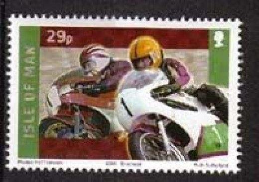 Isle Of Man philately