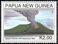 Papu New Guinea new issues