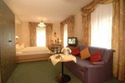 © Landhotel Grünes Gericht - one of my exclusive theme rooms, the nutcracker suite