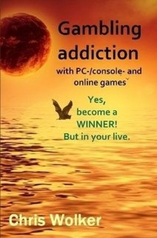 © Elbwood-Publisher Passau (Cover of the companion »gambling addiction with PC-/console- and online games)