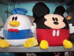 Donald Duck and Mickey Mouse - Image by Joe Shlabotnik on Flickr