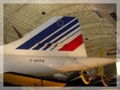 Current State of Air France Concordes