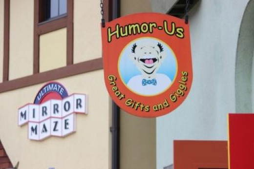 Humor-Us: Gag gifts and geek merchandise (Big Bang Theory, Dr. Who, and more)