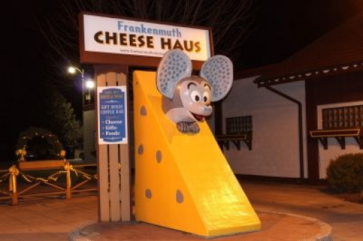 Frankenmuth Cheese Haus: Where You Can Get Every Kind of Cheese Imaginable