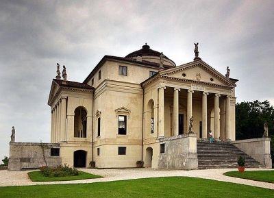 Palladio's Villa Rotunda