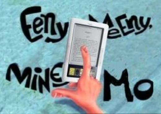 Eeny, Meeny, Miney, NOOK