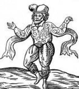 Actor Will Kemp, public domain